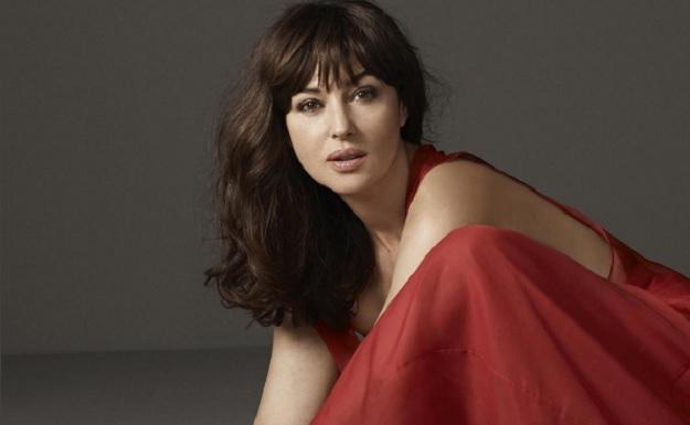 Моника Беллуччи красным платьем затмила всех напремьере оперы