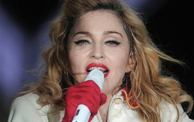 ВТехасе радиостанция запретила трансляцию песен Мадонны из-за оскорблений Трампа
