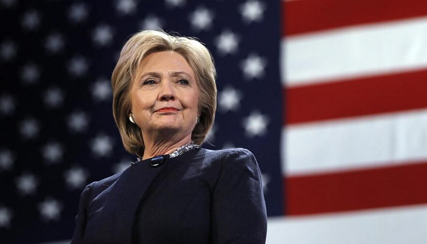 Кандидата на пост президента США одели в паранджу