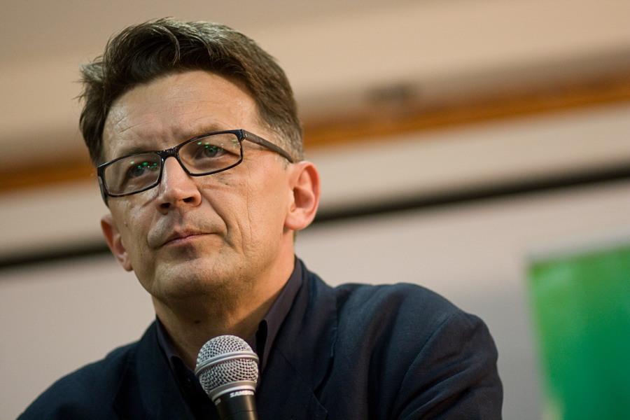 Рустем Адагамов принимал участие в марше вышиванок