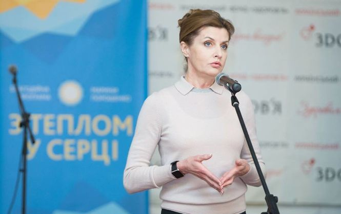 Марина Порошенко ответила на ряд вопросов об Украине ко Дню независимости