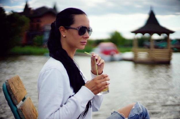 Людмила Милевич поразила сети неженскими увлечениями