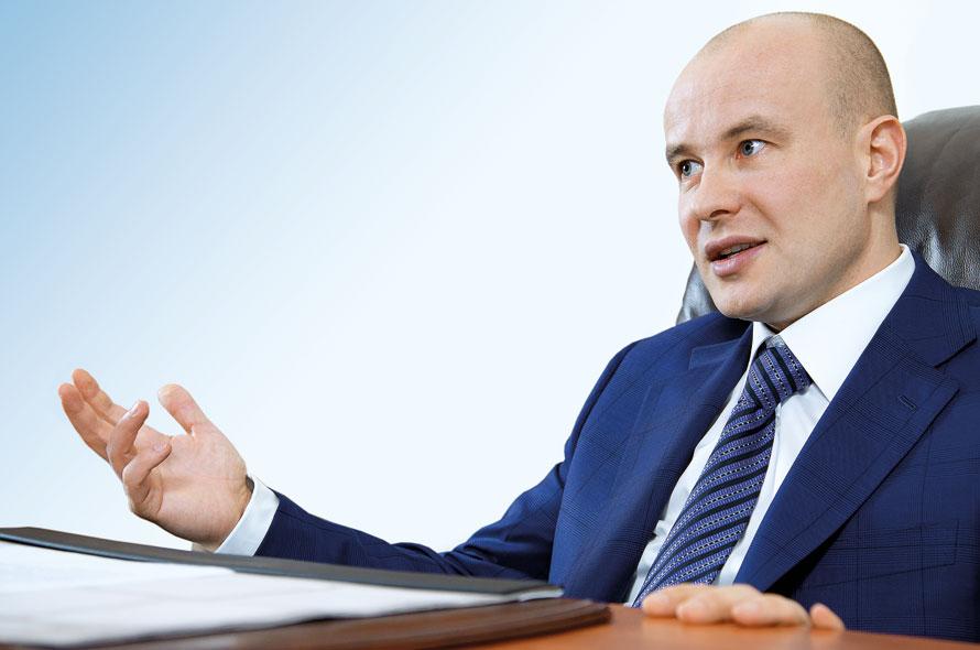Сергей Тимченко вполне мог бы стать профессиональной моделью