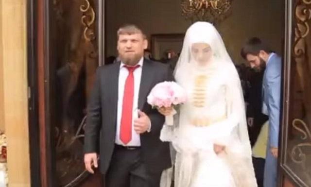 Всплыли новые подробности пышной свадьбы