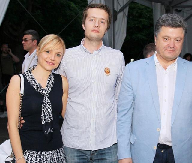 Юлия Порошенко, находясь в декрете, заработала за прошлый года более 2 млн грн