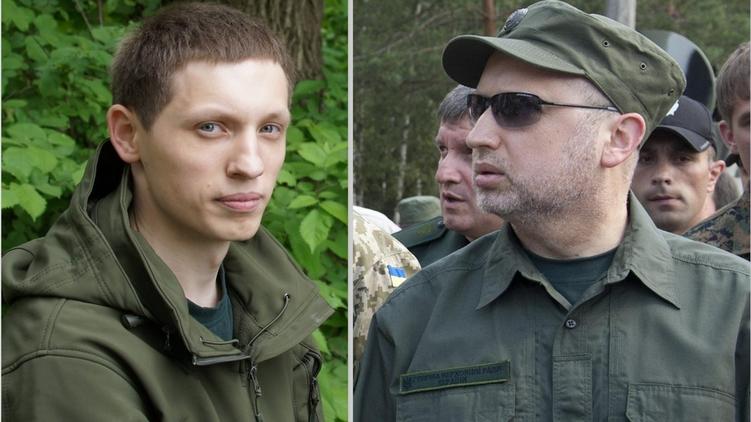 Наследник Александра Турчинова приобщается к политике