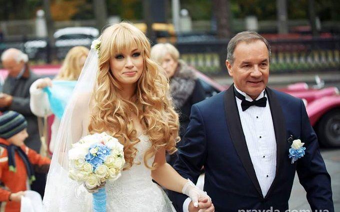 Мэр Глухова и экс-депутат Киевского городского совета провели свадебный банкет в столичной консерватории