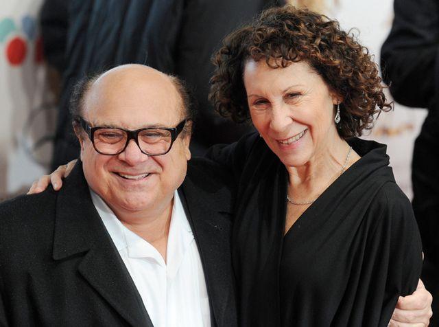 72-летний Дэнни ДеВито разводится сосвоей женой