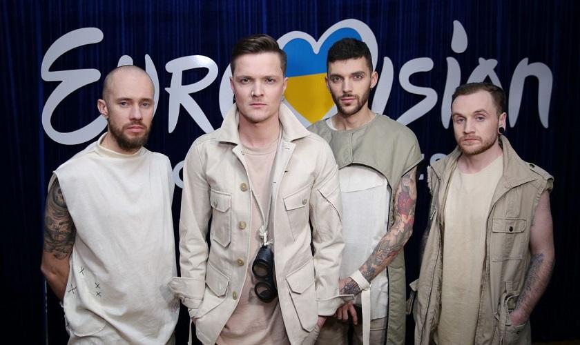 Вфинале «Евровидения» Украина выступит под 22-м номером