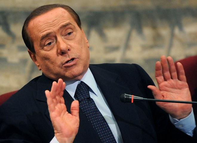 Берлускони стал вегетарианцем и заставил поваров готовить пасту без мяса