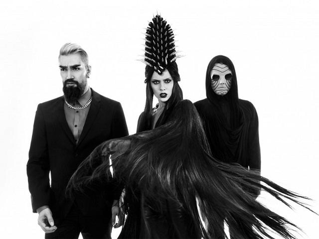 Группа The Hardkiss подготовила конкурсную композицию