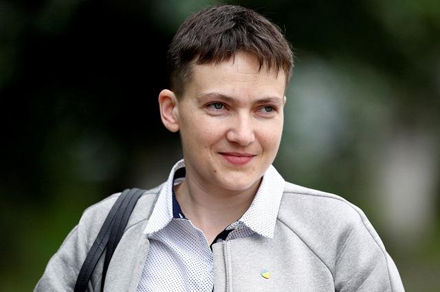 Савченко научилась совмещать работу и досуг
