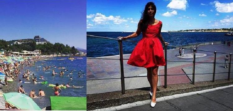Анну Санину обнаружили в Крыму