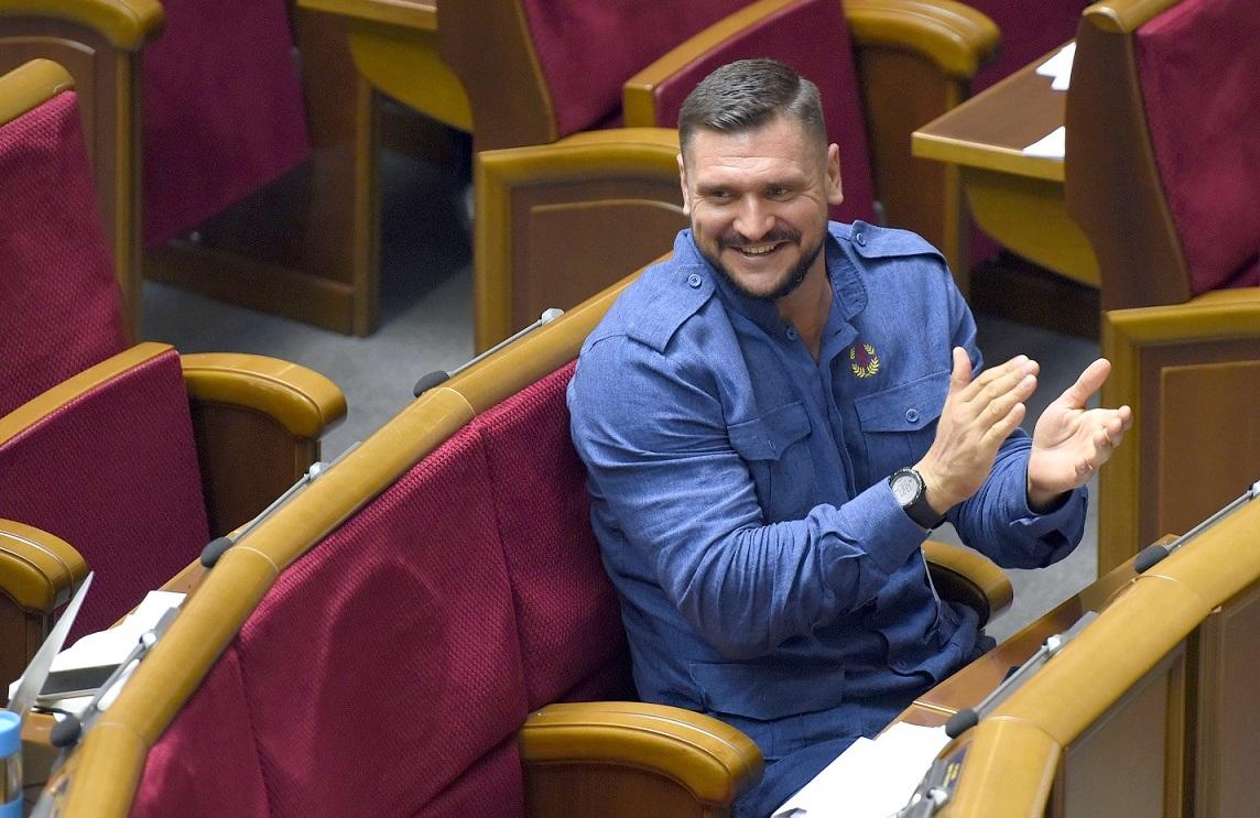 Шансонье и политик Алексей Савченко стал победителем конкурса на должность главы Николаевской облгосадминистрации