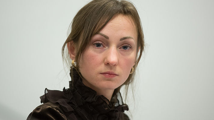 Ирина Суслова связала себя узами брака