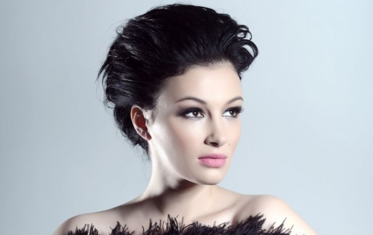 Анастасия Приходько вспомнила детство