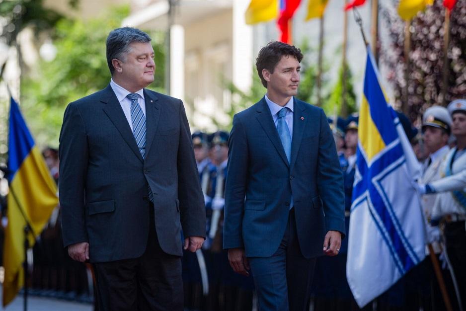 В Администрации президента удивили канадского премьер-министра