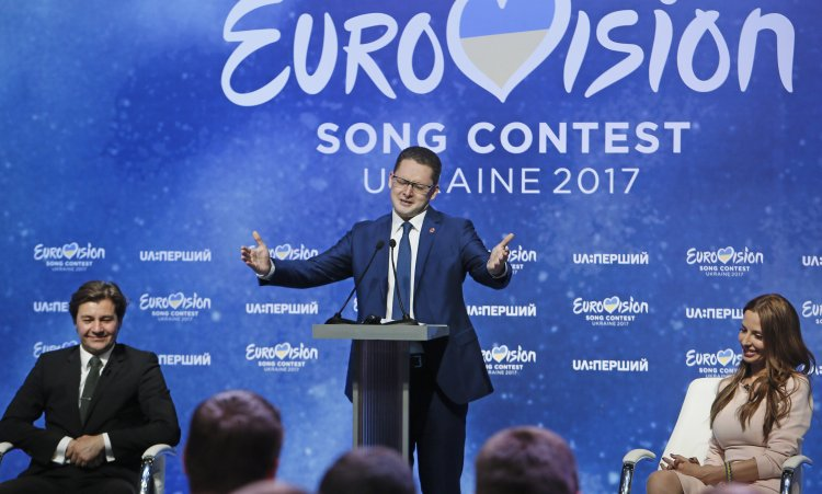 Украина недопустит на«Евровидение» русских артистов из«черного списка»