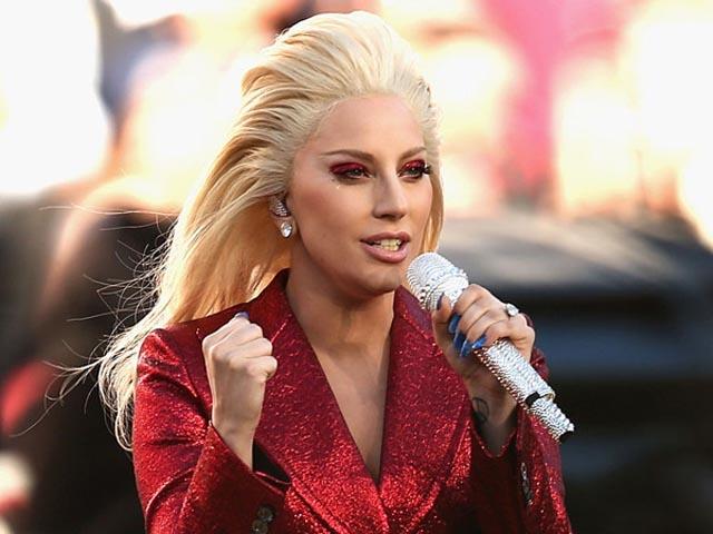 Леди Гага споет накрыше стадиона наматче Супербоула