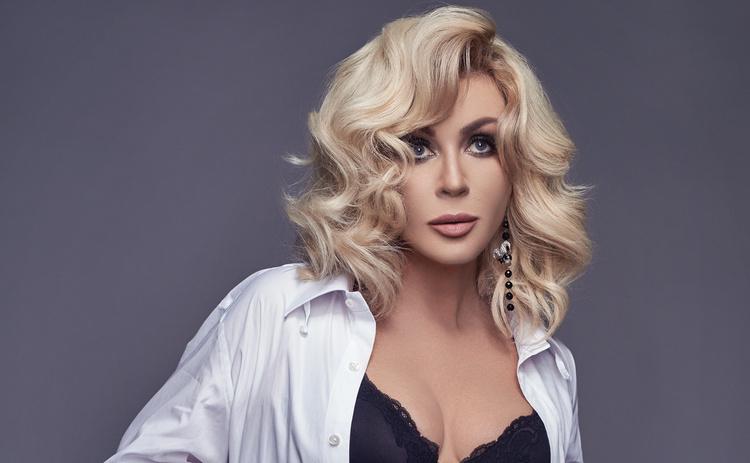 Ирина Билык стала звездой шансона