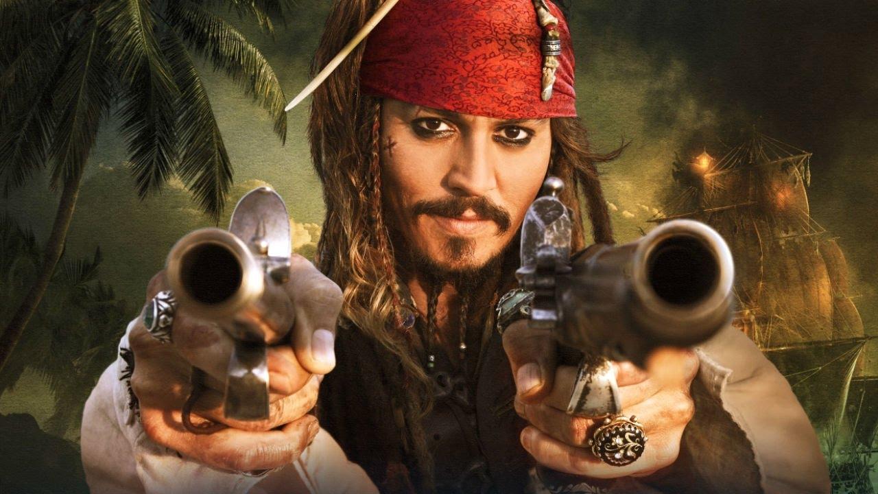 Винтернете появился новый трейлер «Пиратов Карибского моря»