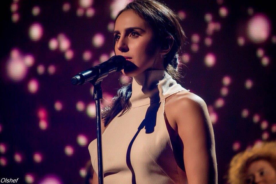 Украинская певица дала интервью журналу Stern