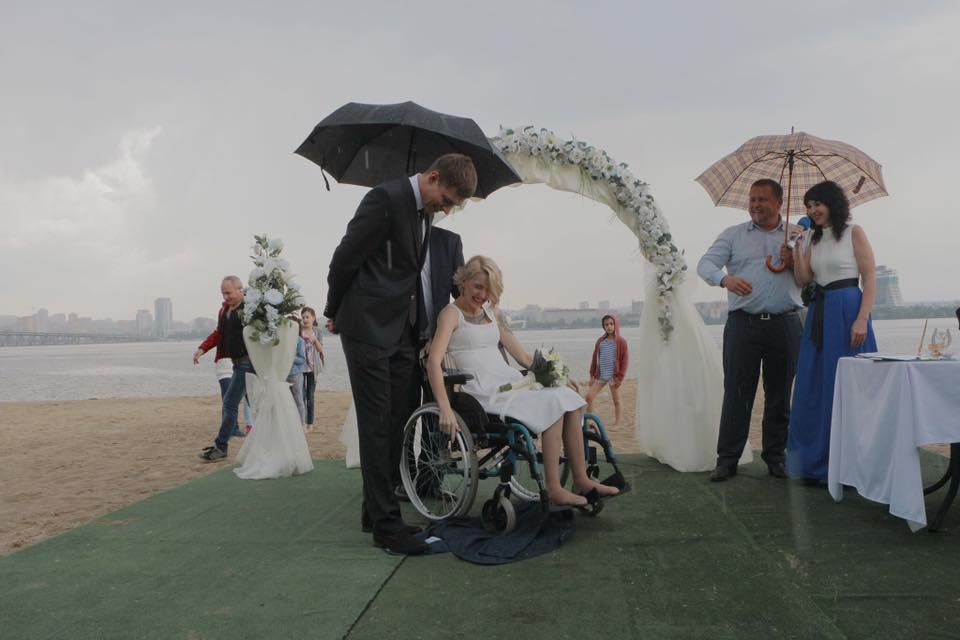Яна Зинкевич вышла замуж