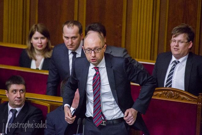 Сергей Притула посмеялся над Яценюком