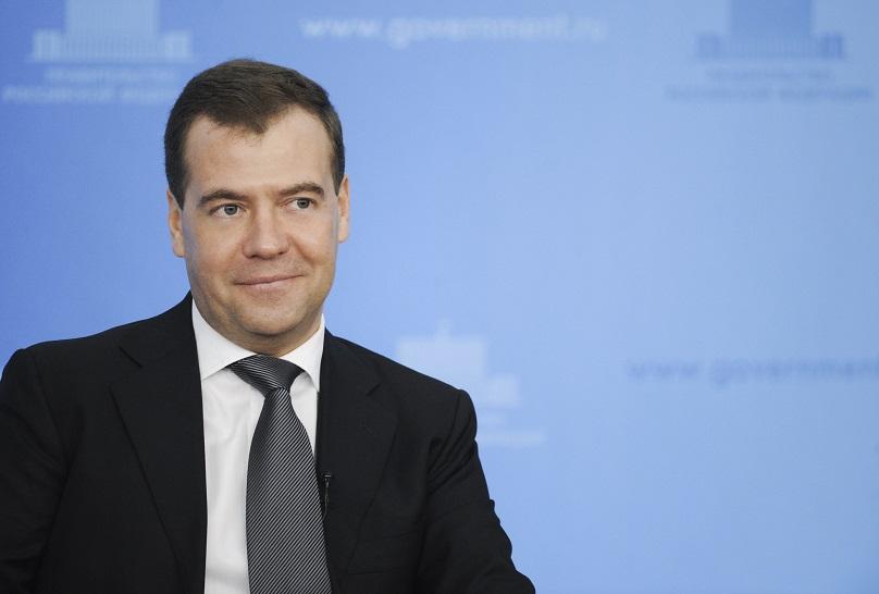 Появилась смешная пародия на Дмитрия Медведева