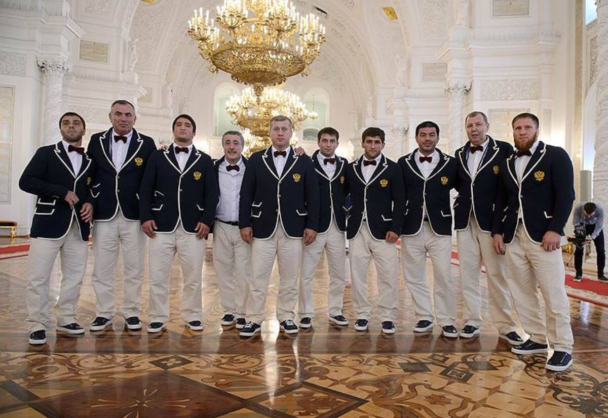 Дизайн формы российских спортсменов был изменен по неожиданной причине