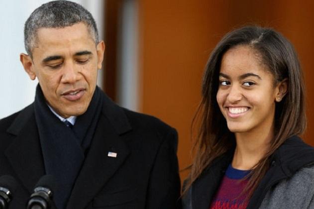Старшая дочь президента США покуривала травку