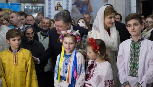 Что делают вы время праздников украинские знаменитости