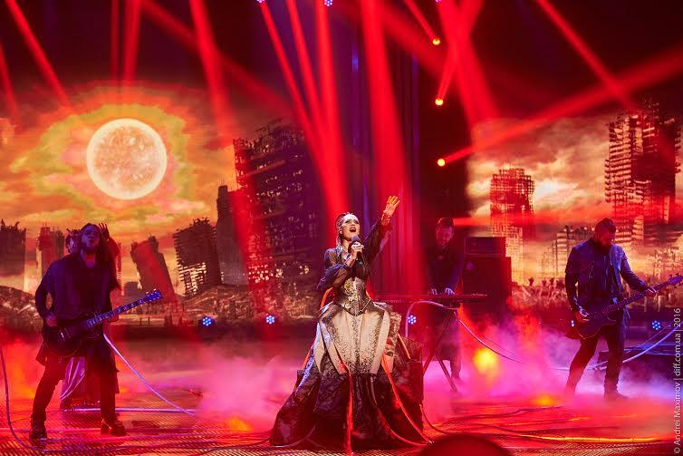 Украинские артисты, которые выступают в экстравагантном образе