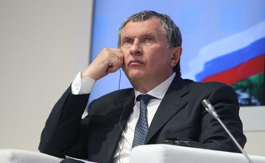 Игорь Сечин засветился с молодой женой