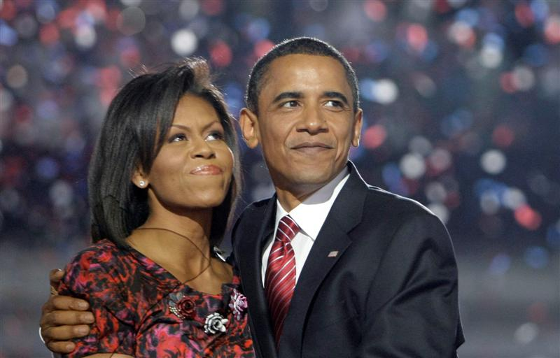 Обама станцевал танго с профессиональной танцовщицей