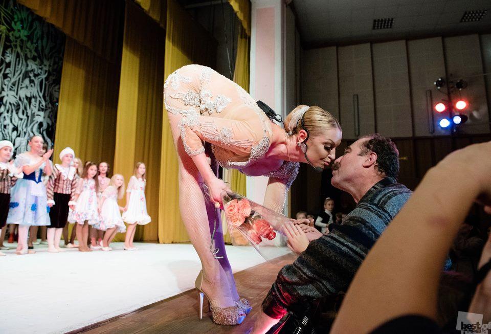 Голая Анастасия Волочкова на фото самые интимные и