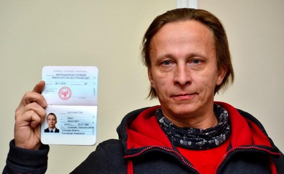 Новостью о гражданстве самопровозглашенной ДНР известный российский актер вызвал в сети волну иронии