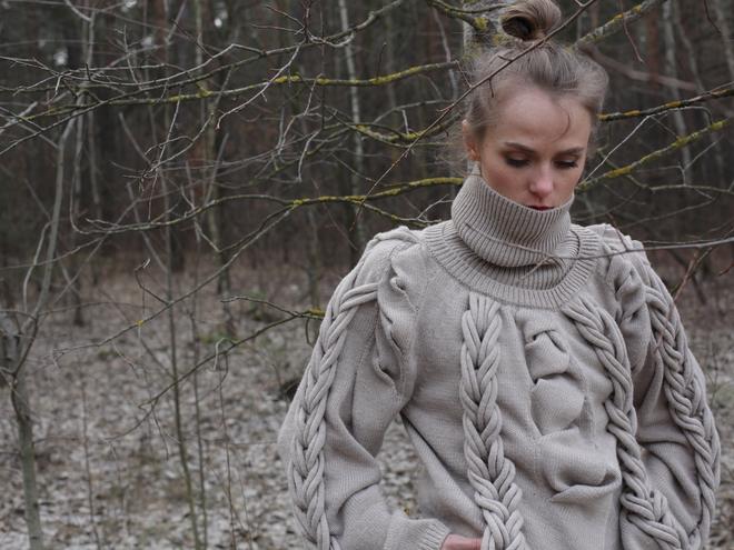 Алина Стрижак не в восторге от нарядов украинских дизайнеров