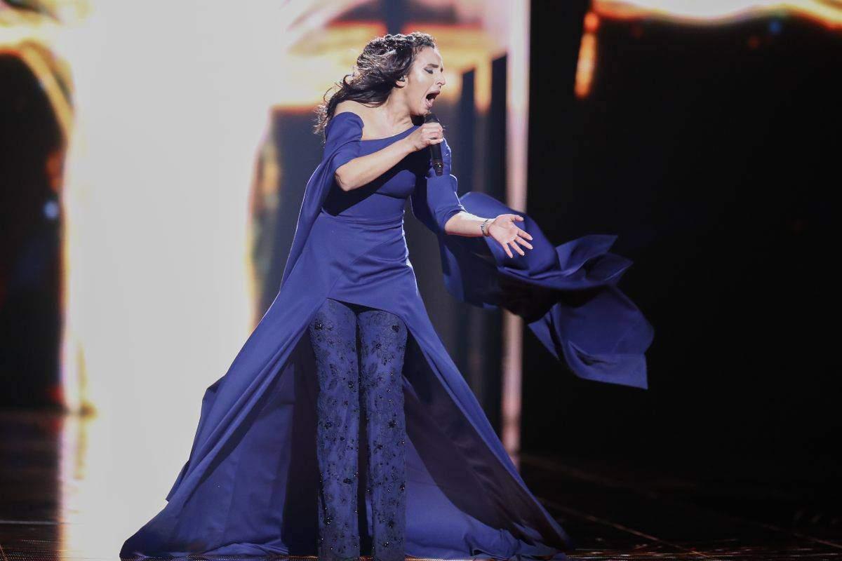 Платье Джамалы отправят в музей ABBA