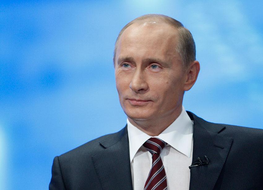 """Путин """"засветился"""" в рекламе старых омских бань"""