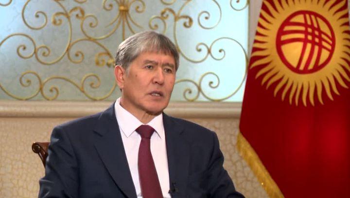 Алмазбек Атамбаев выпустил первый клип
