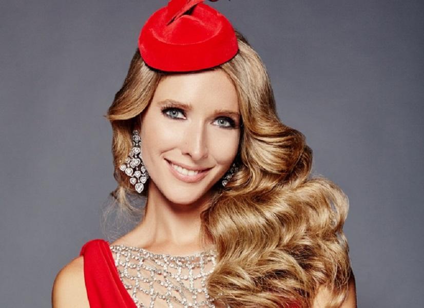 Известная телеведущая Катя Осадчая примерила смелый наряд