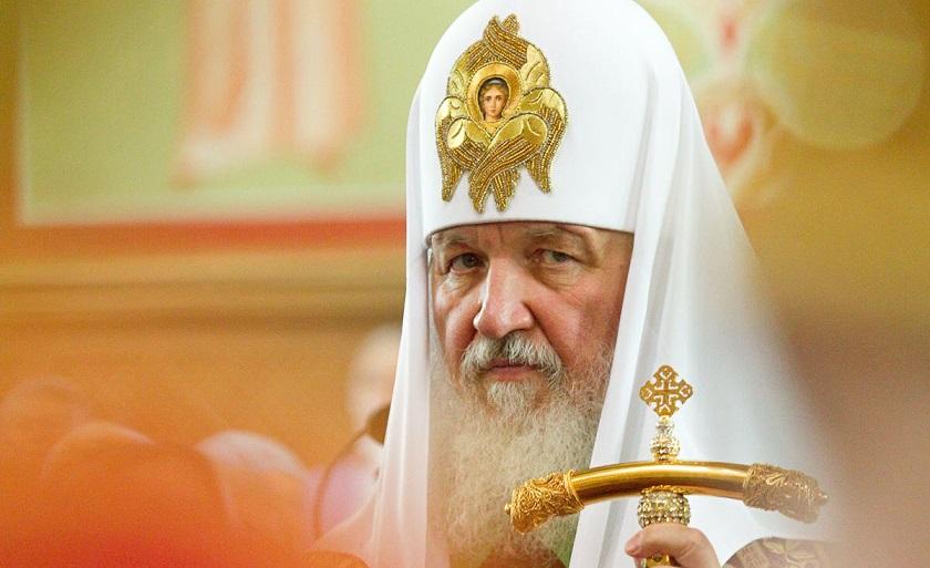 Патриарх Кирилл поразил шикарным столом