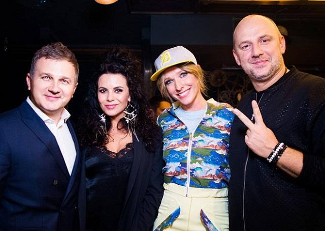 Потап и Радуцкий открыли MOZGI bar&shop