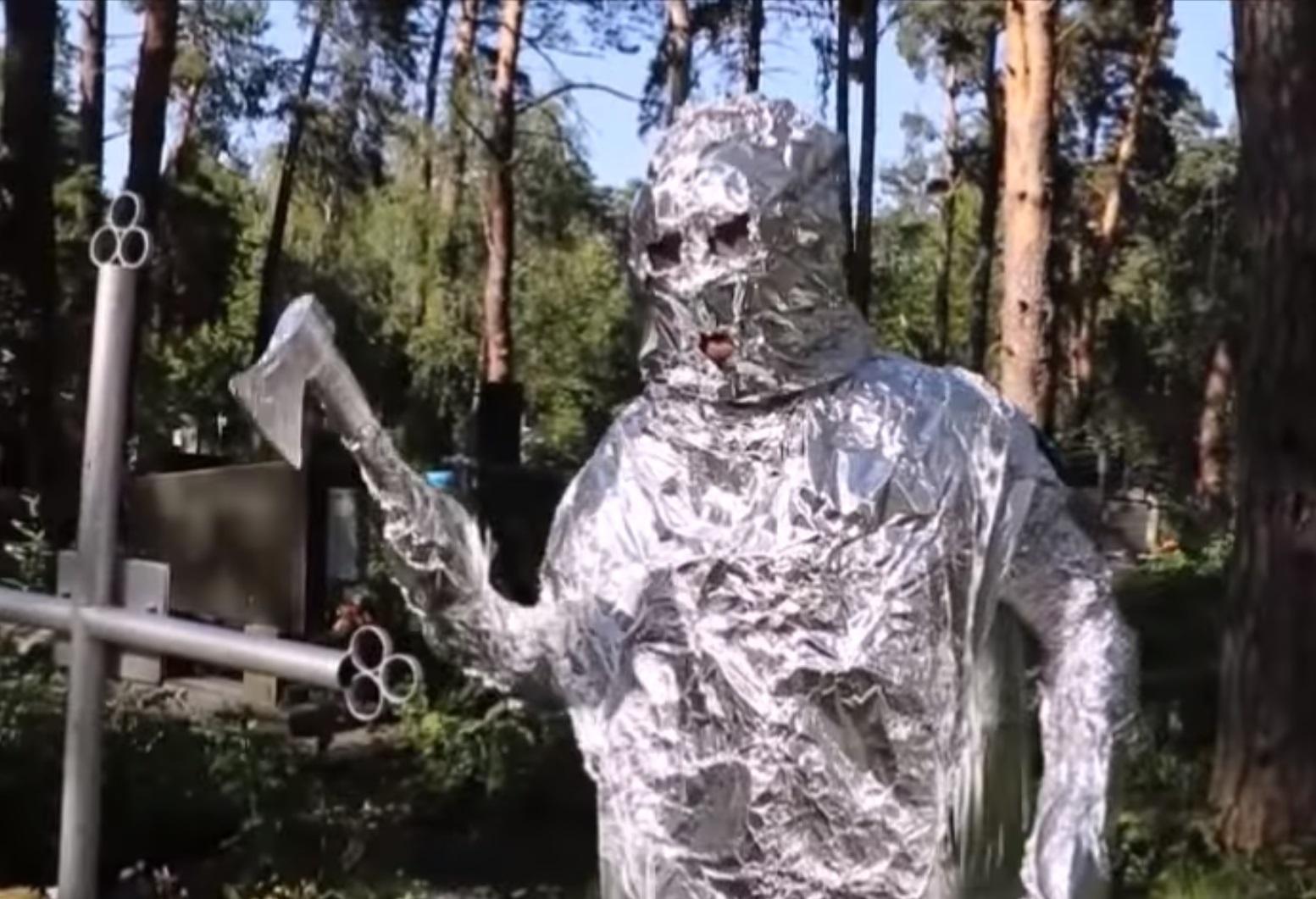 """""""Робот Бандера поможет покончить с кремлевской чумой"""""""