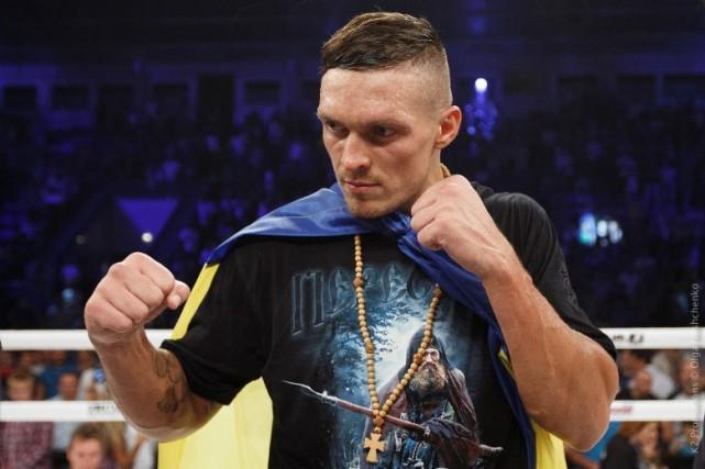 Украинский тяжеловес намерен боксировать красиво