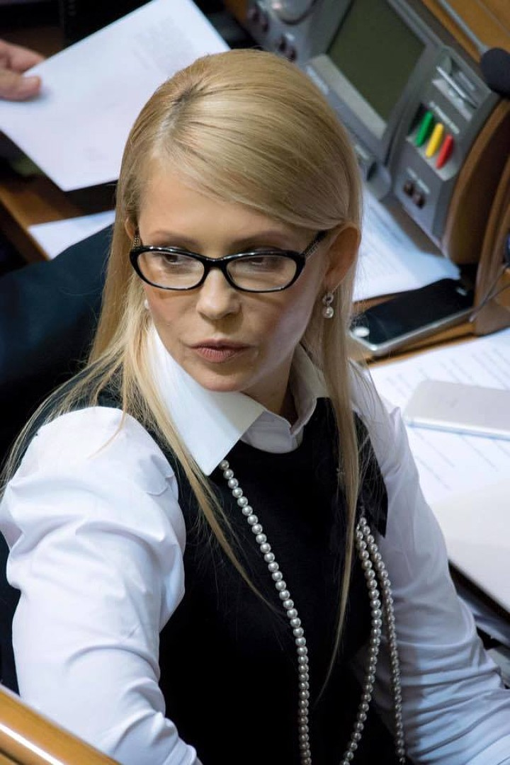 Юлия Тимошенко поразила сменой имиджа