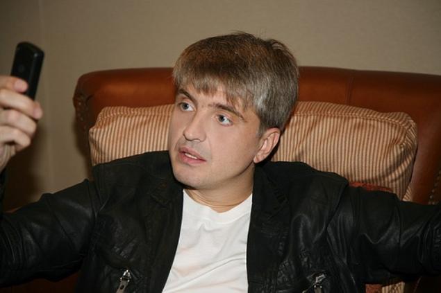 Сергей Пудовкин стал жертвой мошенников