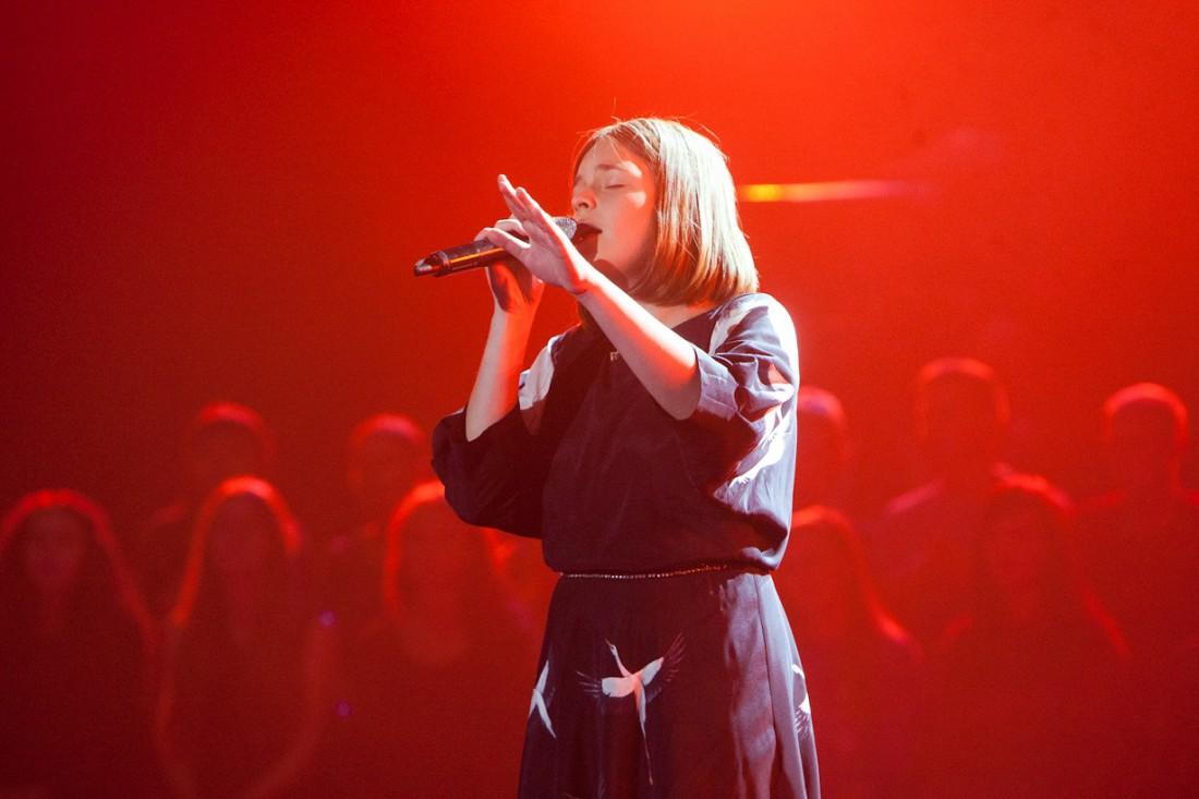 Элина Иващенко спела хит Джамалы, который покорил Евровидение