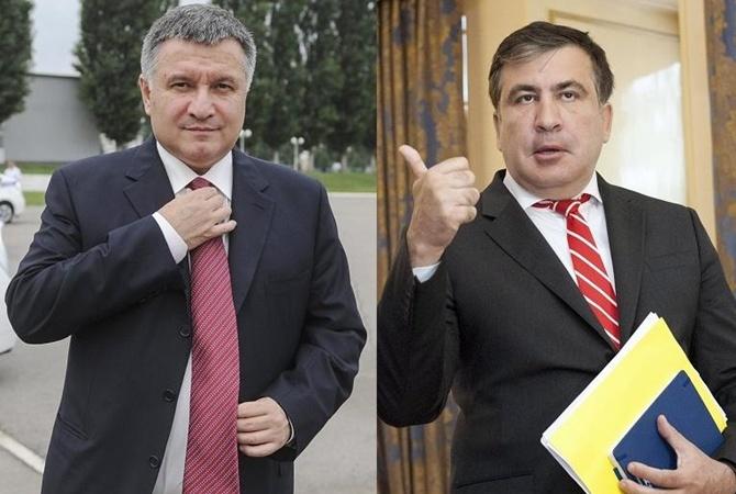 Глава МВД посмеялся, вспомнив скандал с губернатором Одесской области